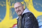 Wolfgang Wolf, Sportdirektor von Lok Leipzig, dürfte gegen diese Pläne nichts einzuwenden haben.