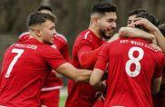 Bei einem Saison-Abbruch dürfte sich die U19 von Rot-Weiss Essen über den Aufstieg in die Bundesliga freuen.