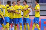 Jena darf wieder im Ernst-Abbe-Sportfeld spielen.