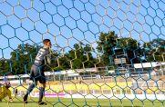 Lok Leipzig und der SC Verl trennten sich im Relegations-Hinspiel mit 2:2.