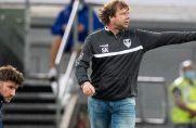 KFC-Trainer Stefan Krämer sah gegen Chemnitz zwei Gesichter seiner Mannschaft.