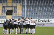 Der Sportclub Verl hat es geschafft: Die Ostwestfalen sind in die 3. Liga aufgestiegen.