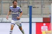 Matthias Rahn trug in der vergangenen Rückrunde das Trikot des MSV Duisburg.