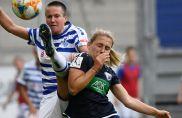 Die Frauen des MSV Duisburg gehen in der Bundesliga an den Start.