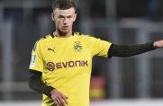 Dominik Wanner erzielte gleich vier Treffer beim 9:1 über Wolfsburgs U23.