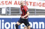 Adis Omerbasic verbrachte die letzten vier Jahre im Trikot des Bonner SC.