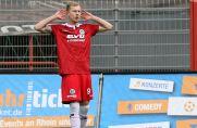 Philipp Gödde ist nach Holzwickede gewechselt. Dort wird man auf seine Tore erst einmal verzichten müssen.