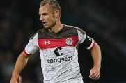 Bernd Nehrig trug auch schon die Kapitänsbinde des FC St. Pauli.