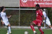 Roman Mivekannin traf bei seinem Debüt für den SV Genc Osman. Doch die Duisburger unterlagen dem VfB Speldorf mit 3:5.
