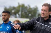 Andrius Balaika, Trainer der TSG Sprockhövel, ist mit dem Saisonstart sehr zufrieden.