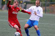 Rene Burczyk schoss zwei Tore für den SC Velbert.