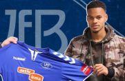 Ayodele Adetula wechselt zum VfB Oldenburg.