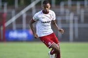 Zwei Spiele, zwei Tore: Für Ayodele Adetula läuft es beim VfB Oldenburg wie geschmiert.