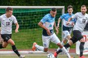 Der FC Remscheid führt die Landesliga zur Winterpause an.