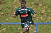Für die Gladbacher U17- und U19-Mannschaften bestritt Christopher Mandiangu über 101 Spiele und erzielte 42 Tore.