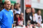 Belegt mit seinem Team aktuell Platz drei der Oberliga Westfalen: Rhynern-Coach Michael Kaminski.