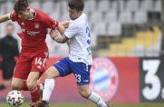 Lenn Jastremski erzielte das 1:0 für die Bayern.