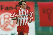 Kyle Berger absolvierte Ende der 1990er Jahre 34 Pflichtspiele für Rot-Weiss Essen.