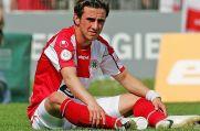 Musa Celik spielte für Rot-Weiß Oberhausen auch in der 2. Bundesliga.