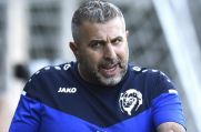 Issam Said feilt am Kader für die kommende Saison.