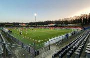 """Das """"Stadion der Freundschaft"""" in Cottbus."""