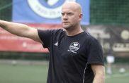 Marcel Landers, Cheftrainer von Arminia Klosterhardt.