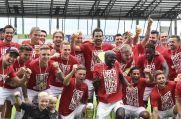 Im vergangenen August holte sich Rot-Weiss Essen den Pokal.