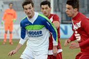 Ioannis Ketsatis, hier in der Regionalliga gegen Rot-Weiss Essen.