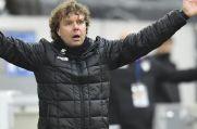 Stefan Krämer und KFC Uerdingen gaben gegen Halle einen sicher geglaubten Sieg aus der Hand.