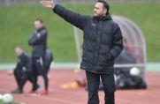 Cihan Tasdelen, Trainer des FC Eintracht Rheine.