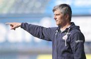 Rostocks Trainer Jens Härtel.