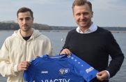 Nils van den Woldenberg wechselt aus der U19 von Rot-Weiss Essen zum TuS Haltern.