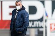 Will gegen Jahn Regensburg gemeinsam mit seinem Team wieder punkten: Thomas Reis, Coach des VfL Bochum.