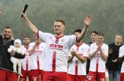 Am Wochenende verabschiedete sich Raphael Steinmetz von den RWO-Fans.