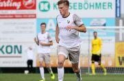 Heute bei Union Berlin, einst aber vier Jahre in der Regionalliga West beim SV Rödinghausen am Ball: Marius Bülter.