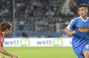 Nico Rieble (rechts) im Trikot des VfL Bochum.