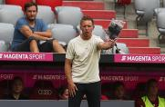 FC Bayern: Nagelsmann reagiert gelassen auf Fan-Beleidigungen