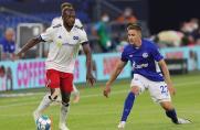 S04: Schalke prüft mögliche rassistische Rufe gegen Kinsombi
