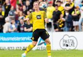 Bundesliga: BVB: Brandt äußert sich zu Wechsel-Gerüchten