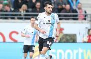 Aaron Berzel stand auch schon beim TSV 1860 München unter Vertrag.