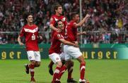 Sportfreunde Lotte: Nur Timo Brauer weiß, wie DFB-Pokal geht