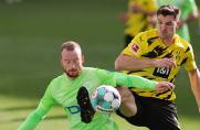 BVB: Abwehrspieler positiv auf Coronavirus getestet