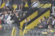 Weiterer Coronafall: BVB sagt öffentliches Training ab