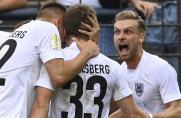 DFB-Pokal: Der erste Bundesligist ist ausgeschieden