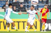 DFB-Pokal: Brauer trifft bei Lottes Aus gegen Karlsruhe