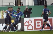 DFB-Pokal: Hoffenheim muss gegen Viktoria Köln nachsitzen