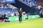 Schalke: Das sagt Grammozis zur Enttäuschung gegen Aue