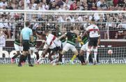 Bundesliga: Stuttgart spitze, Fürth verpatzt Rückkehr