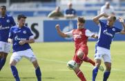 U23: S04-Coach über Bozdogan-Leistung und Elfer-Ärgernis