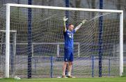 Will mit dem SC Freiburg von nun an voll angreifen: Ex-Duisburg-Torwart Mark Flekken.